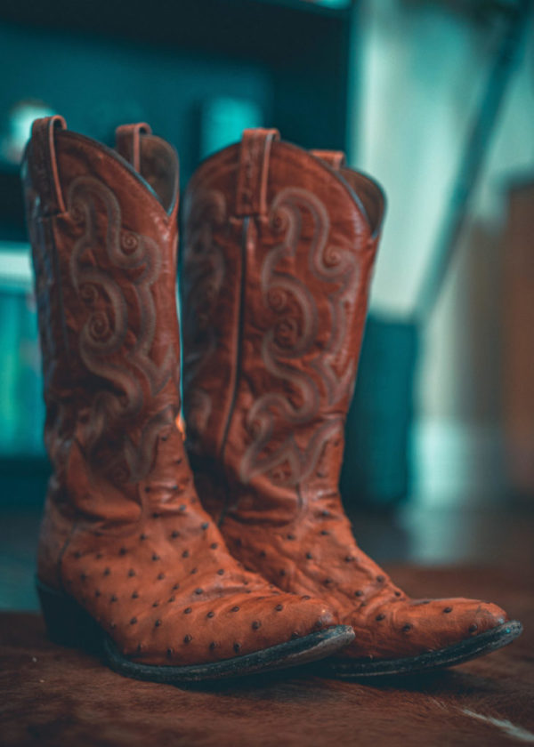 Ostrich-Boots-Tony-Lama-Peanut-Malachi-Threadgill